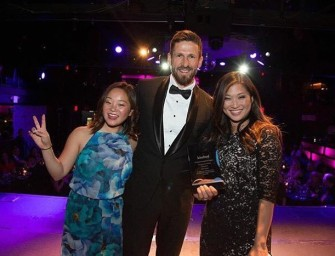 Samantha Futerman and Jenna Ushkowitz host gala for adoptees and their families