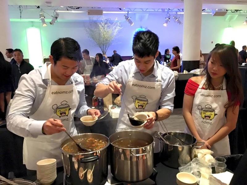 Asian soups, Nomz