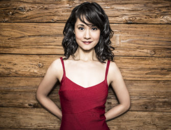 Ali Ewoldt is The Phantom of the Opera's first Asian American star