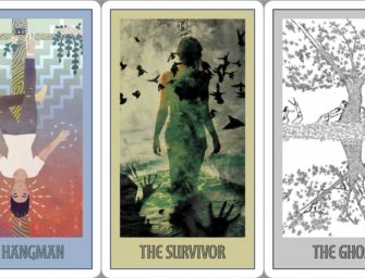 Asian American tarot cards to be released in January 2017