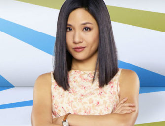 How to be Constance Wu for Halloween