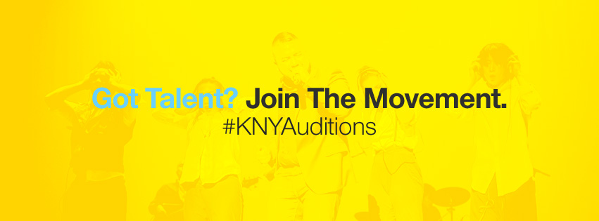 KNY9 Auditions FB Cover