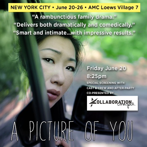 A Picture of You Opens this Friday!