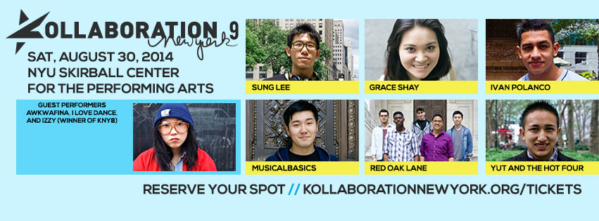 Kollaboration New York is in FOUR Days!