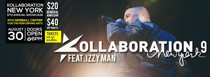 Guest Performer Spotlight: IZZY