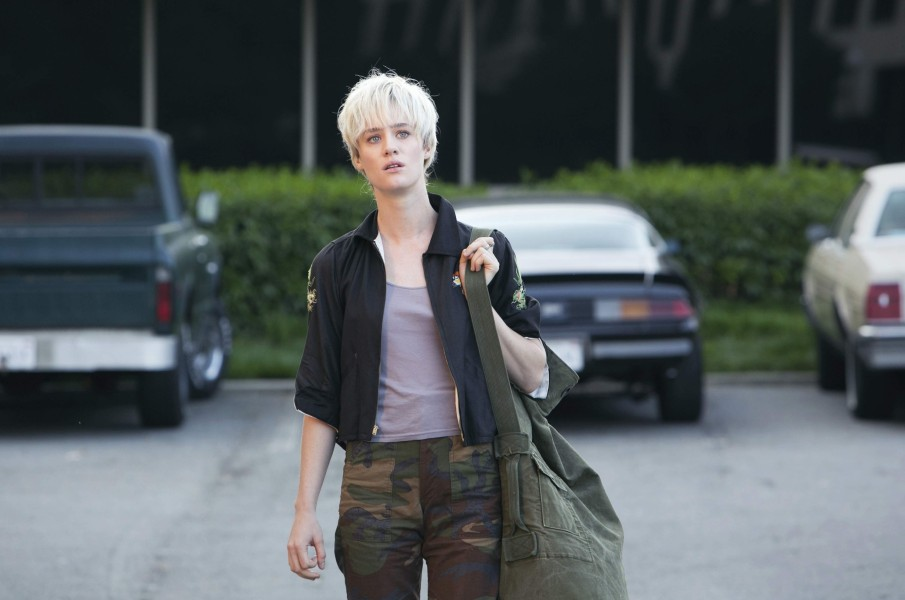 Mackenzie Davis from AMC's Halt and Catch Fire casted in The Martian as Mindy Park (Photo by AMC Networks)