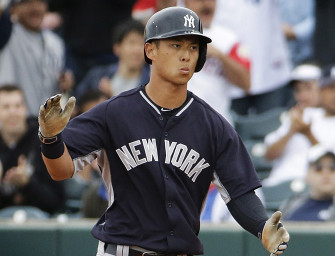 Batter Up: Korean Adoptee Rob Refsnyder to make MLB debut
