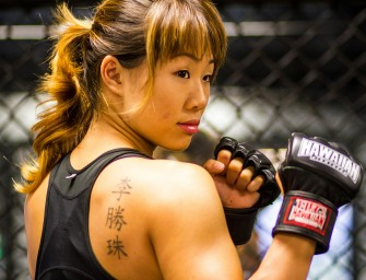 "The ""Unstoppable"" wave that is Angela Lee"