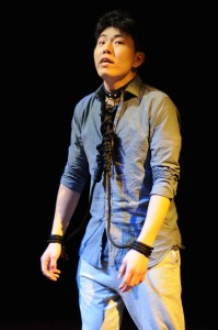 Vincent Zheng as protagonist Wu So. (Photo Credit: Blue Glaze)