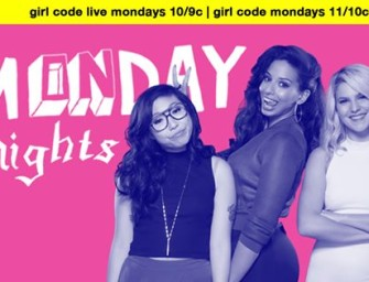 MTV's GIRL CODE LIVE kicks off in New York City