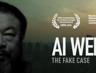 Ai WeiWei: The Fake Case premieres on PBS POV Oct 2nd