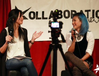 Kollaboration New York's Fourth Speaker Series ft. KL & Alicia Yoon
