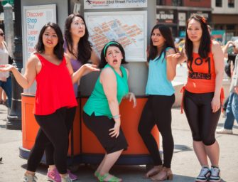 Musical sketch comedy group AzN PoP explains Asian Culture