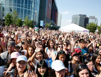 Kollaboration New York checks out KCON 2016